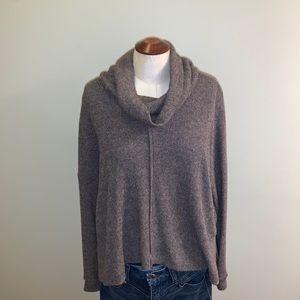 Lush cowl sweater